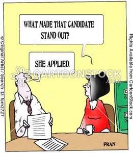 CandidatestandOut